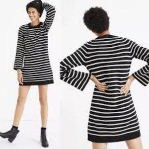 Madewell - Merino wool- Sweater Dress